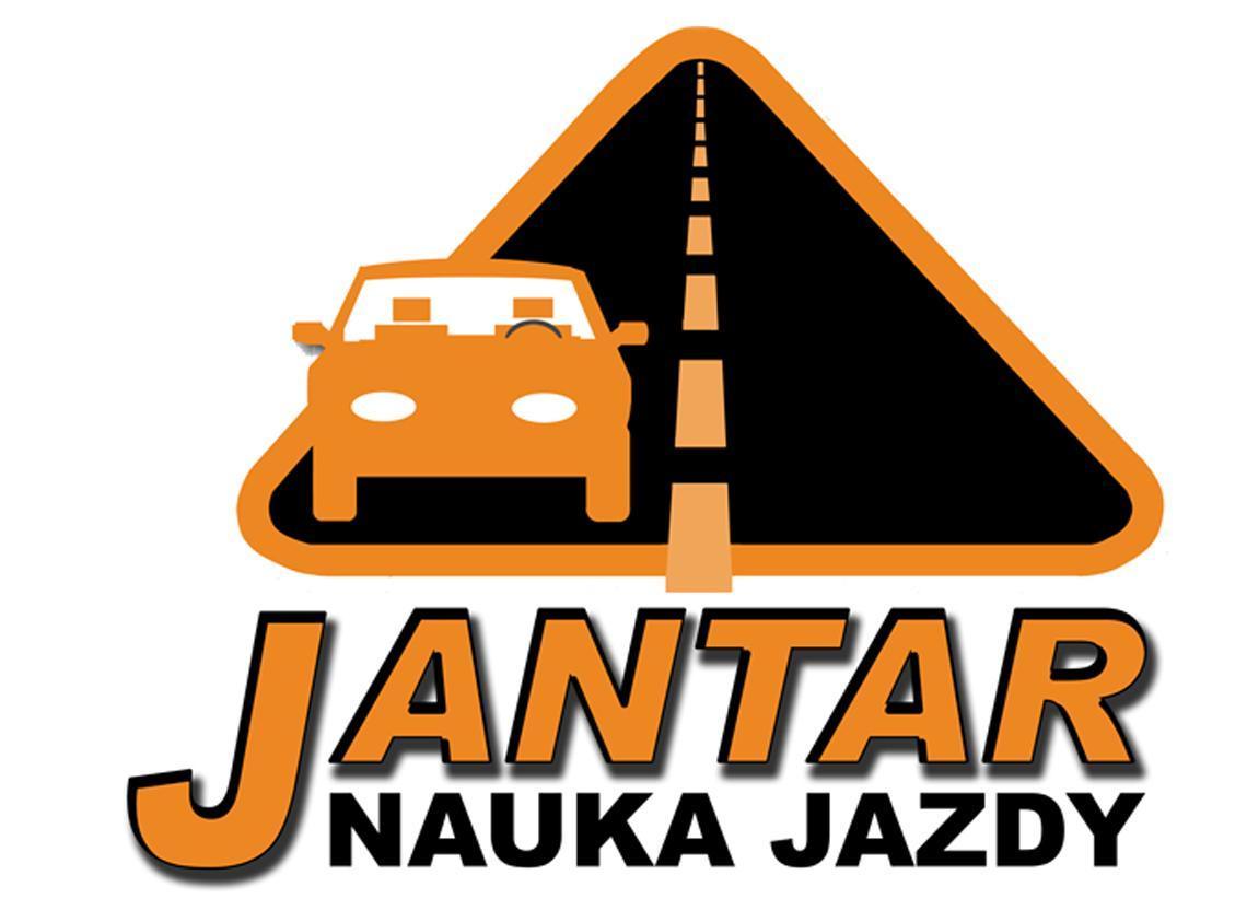 Logo JANTAR OŚRODEK SZKOLENIA KIEROWCÓW DOMINIKA KRAWIEC