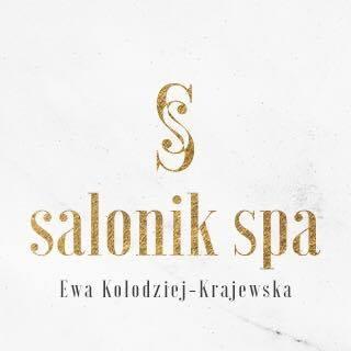 """Logo """" SALONIK-SPA """" KOŁODZIEJ-KRAJEWSKA EWA"""