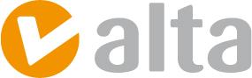 """Logo """"ALTA"""" SPÓŁKA Z OGRANICZONĄ ODPOWIEDZIALNOŚCIĄ"""