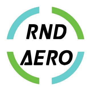 Logo RnD.Aero Spółka z Ograniczoną Odpowiedzialnością