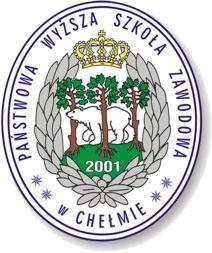 Logo Państwowa Wyższa Szkoła Zawodowa w Chełmie
