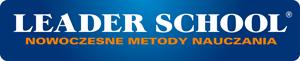 """Logo SYLWIA SAWICKA """"LEADER SCHOOL"""""""