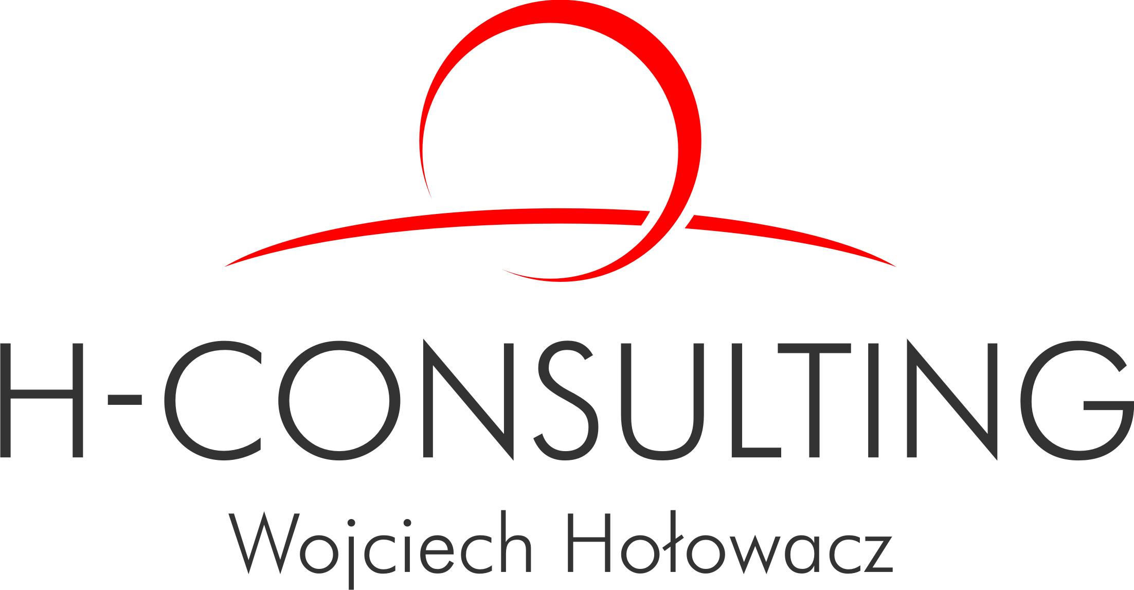 Logo H-consulting Wojciech Hołowacz