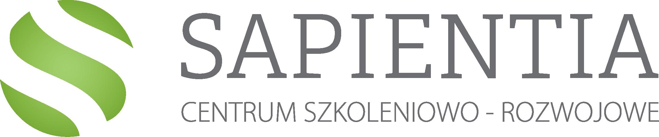 Logo Elżbieta Stelmach Centrum Szkoleniowo-Rozwojowe Sapientia