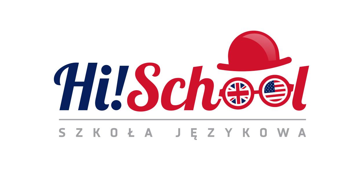 Logo Hi!School Milena Orłowska