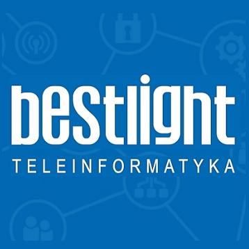 "Logo ""BEST-LIGHT"" Karina Renata Wiśniewska"