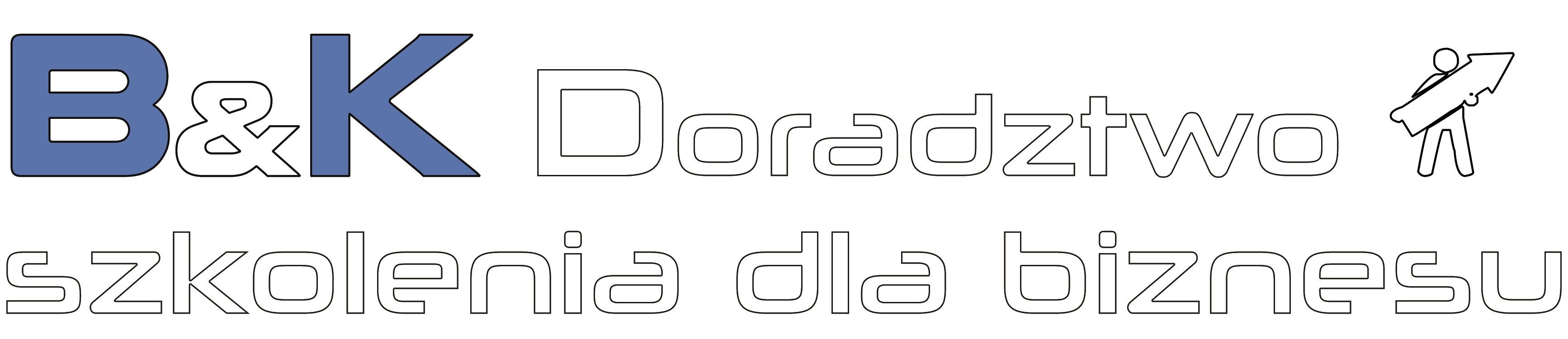 Logo B&K - Doradztwo i Szkolenia dla biznesu sp. z o.o.