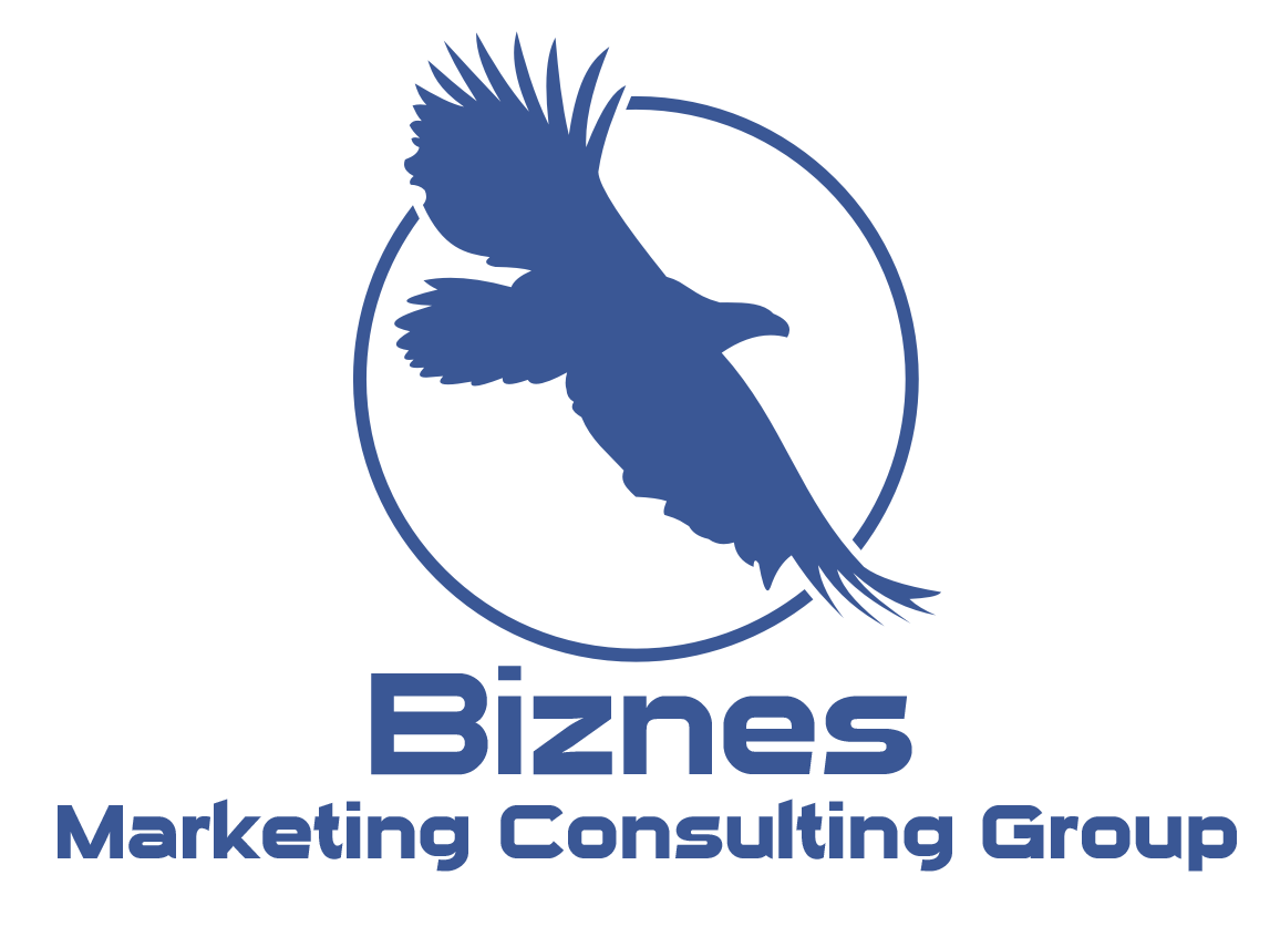 Logo Biznes Marketing Consulting Group SP. Z O.O