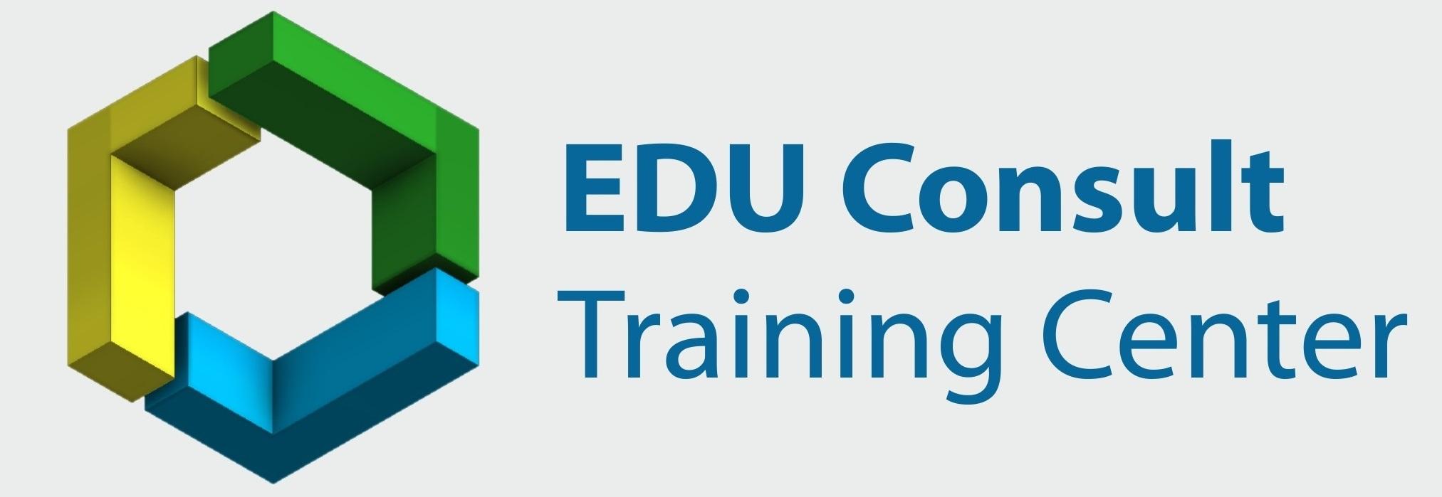 Logo EDU Consult - Centrum Usług Szkoleniowych
