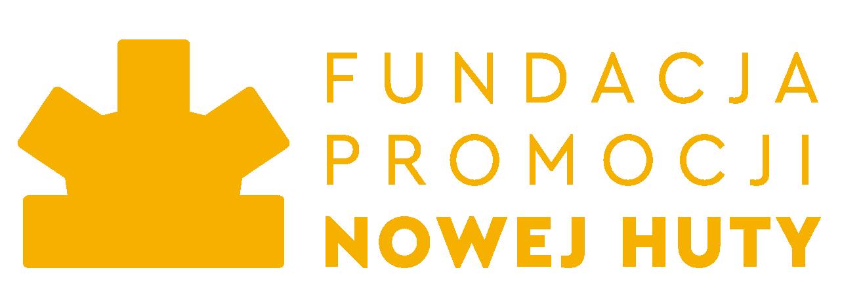 Logo Fundacja Promocji Nowej Huty