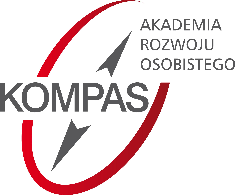 Logo Akademia Rozwoju Osobistego Kompas Małgorzata Dudek