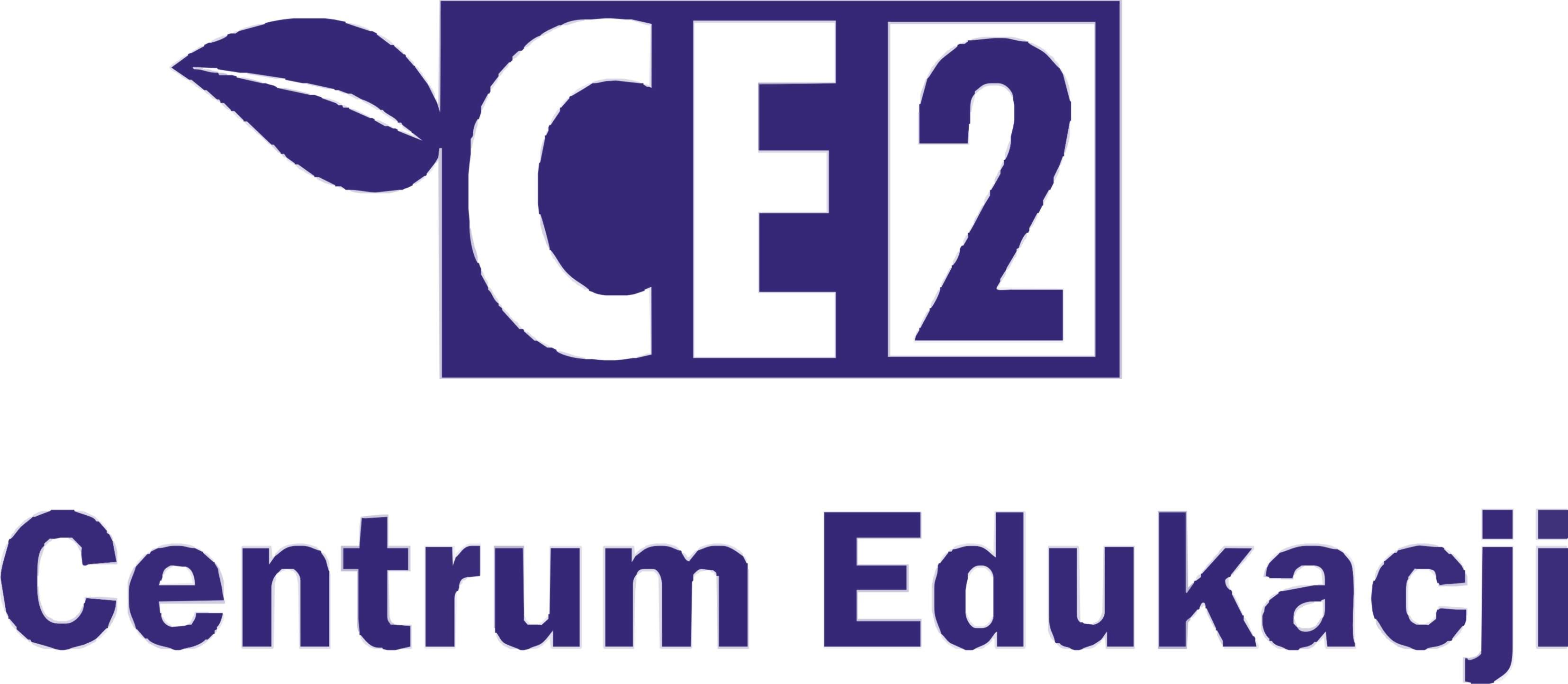 Logo CE2 Centrum Edukacji M. Dziewa E. Tarnas - Szwed Sp. j.