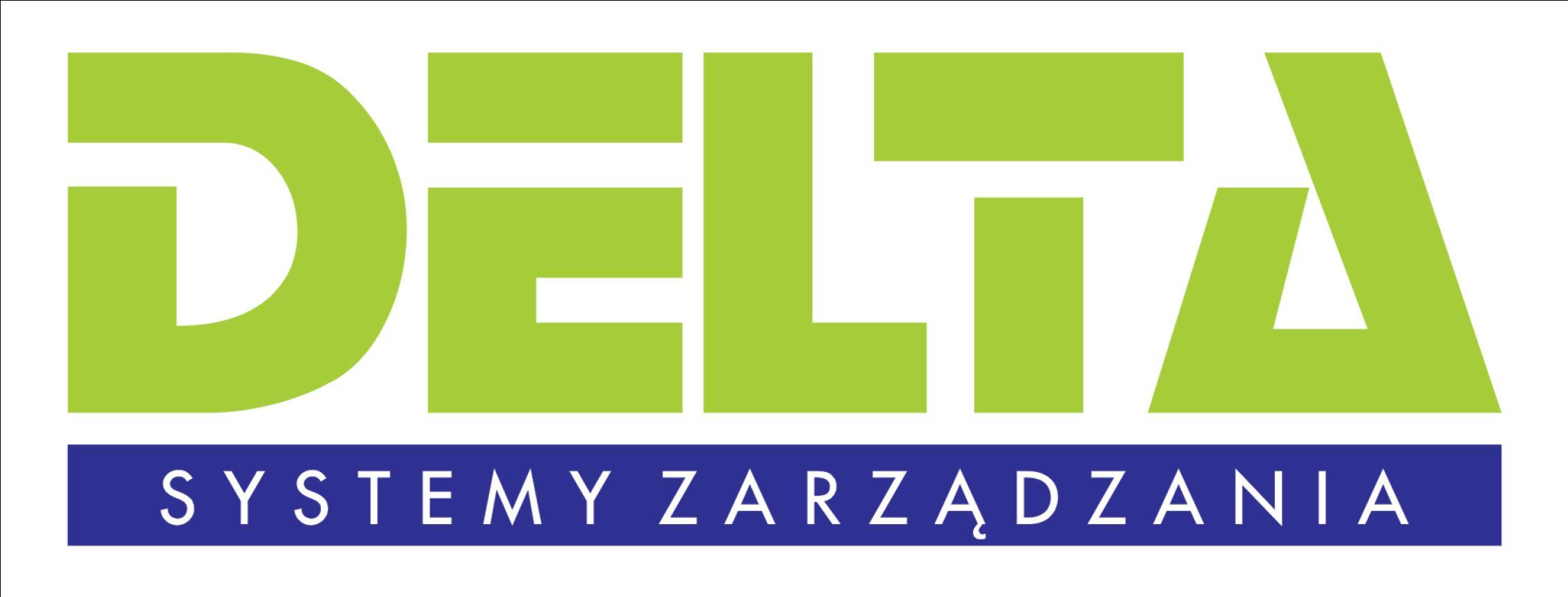 Logo DELTA SYSTEMY ZARZĄDZANIA Agnieszka Karpacz