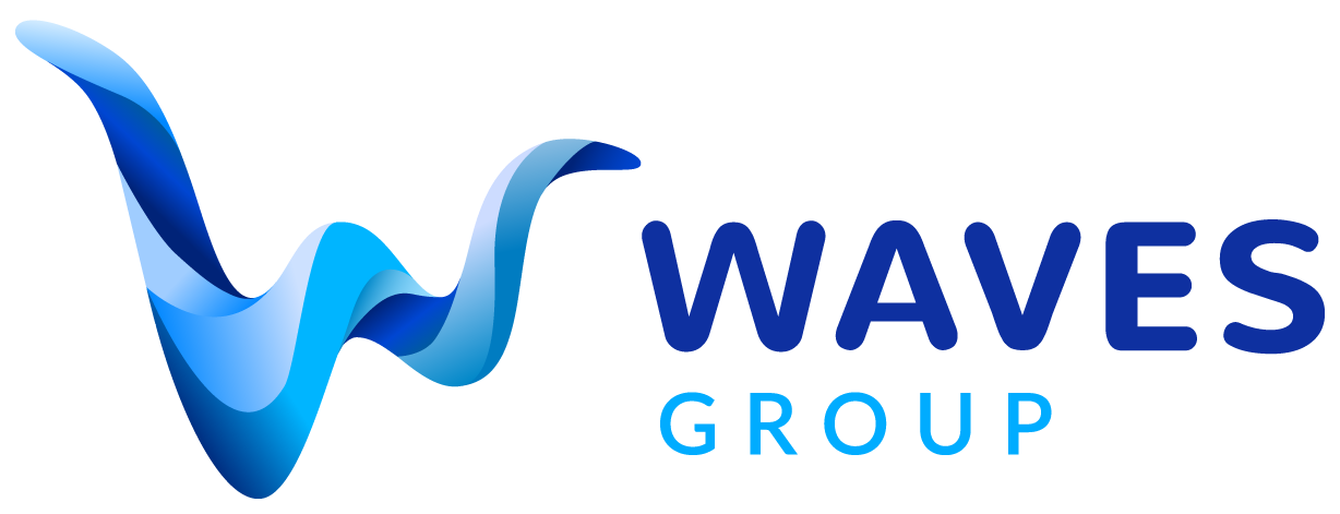 Logo Waves Group Marcin Kasperski
