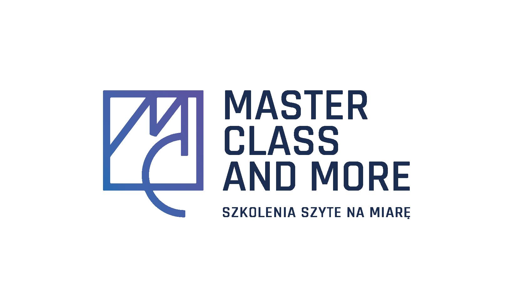 Logo Master Class and More Spółka z ograniczoną odpowiedzialnością