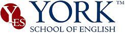 """Logo EWA KRUPSKA STUDIUM JĘZYKA ANGIELSKIEGO """"YORK"""" - YORK SCHOOL OF ENGLISH"""