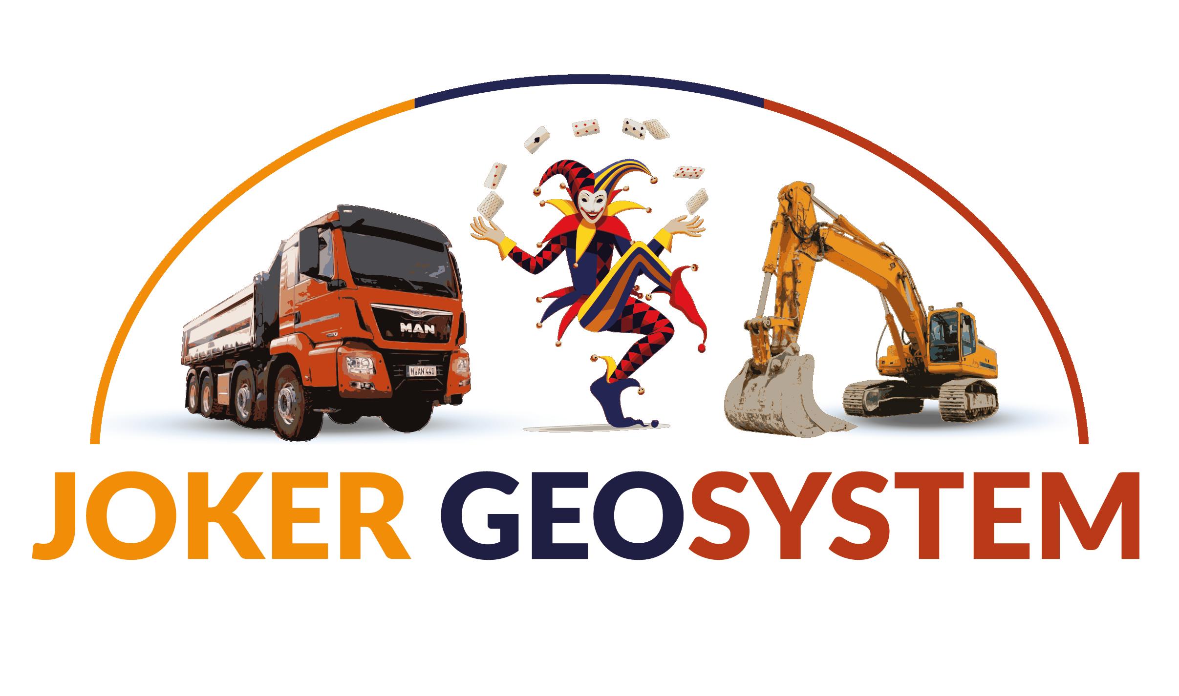 Logo JOKER GEOSYSTEM SP. Z O.O.