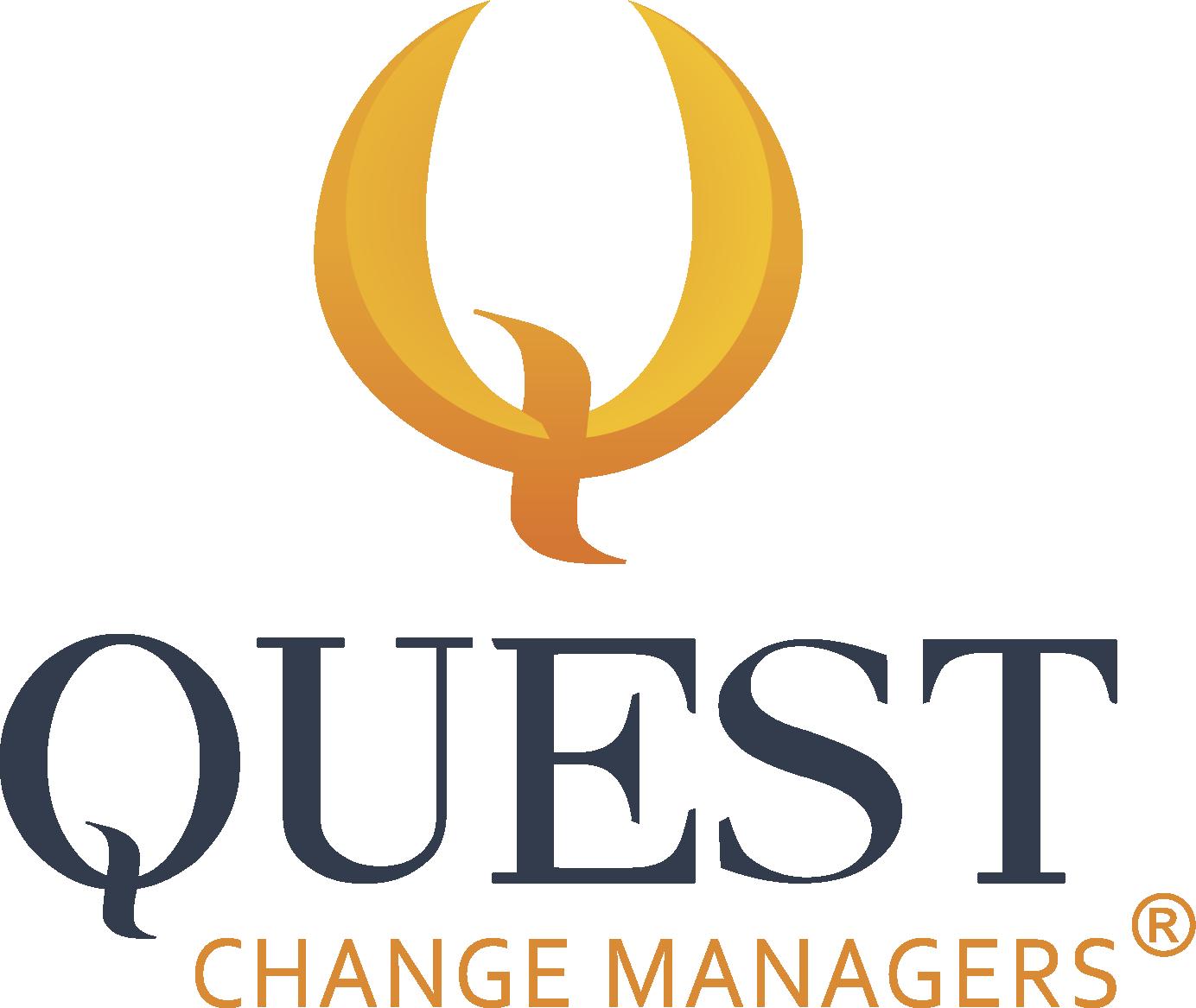 Logo QUEST CHANGE MANAGERS SPÓŁKA Z OGRANICZONĄ ODPOWIEDZIALNOŚCIĄ