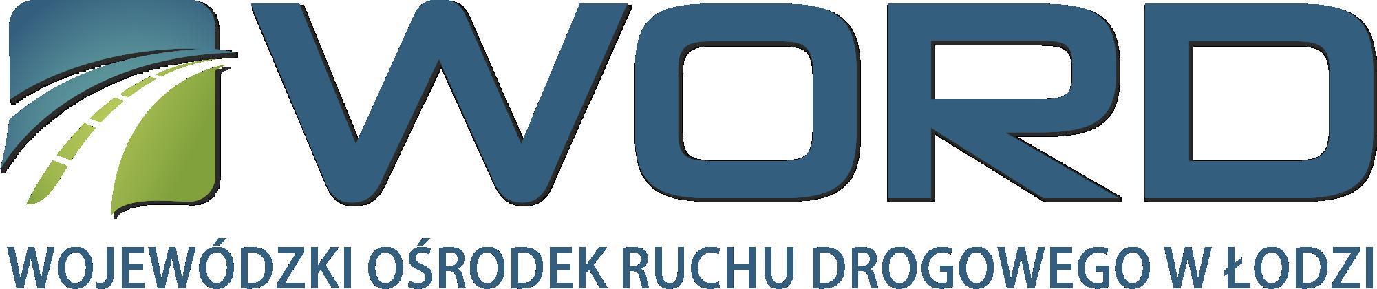 Logo Wojewódzki Ośrodek Ruchu Drogowego w Łodzi