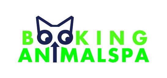 Logo BOOKINGANIMALSPA SPÓŁKA Z OGRANICZONĄ ODPOWIEDZIALNOŚCIĄ
