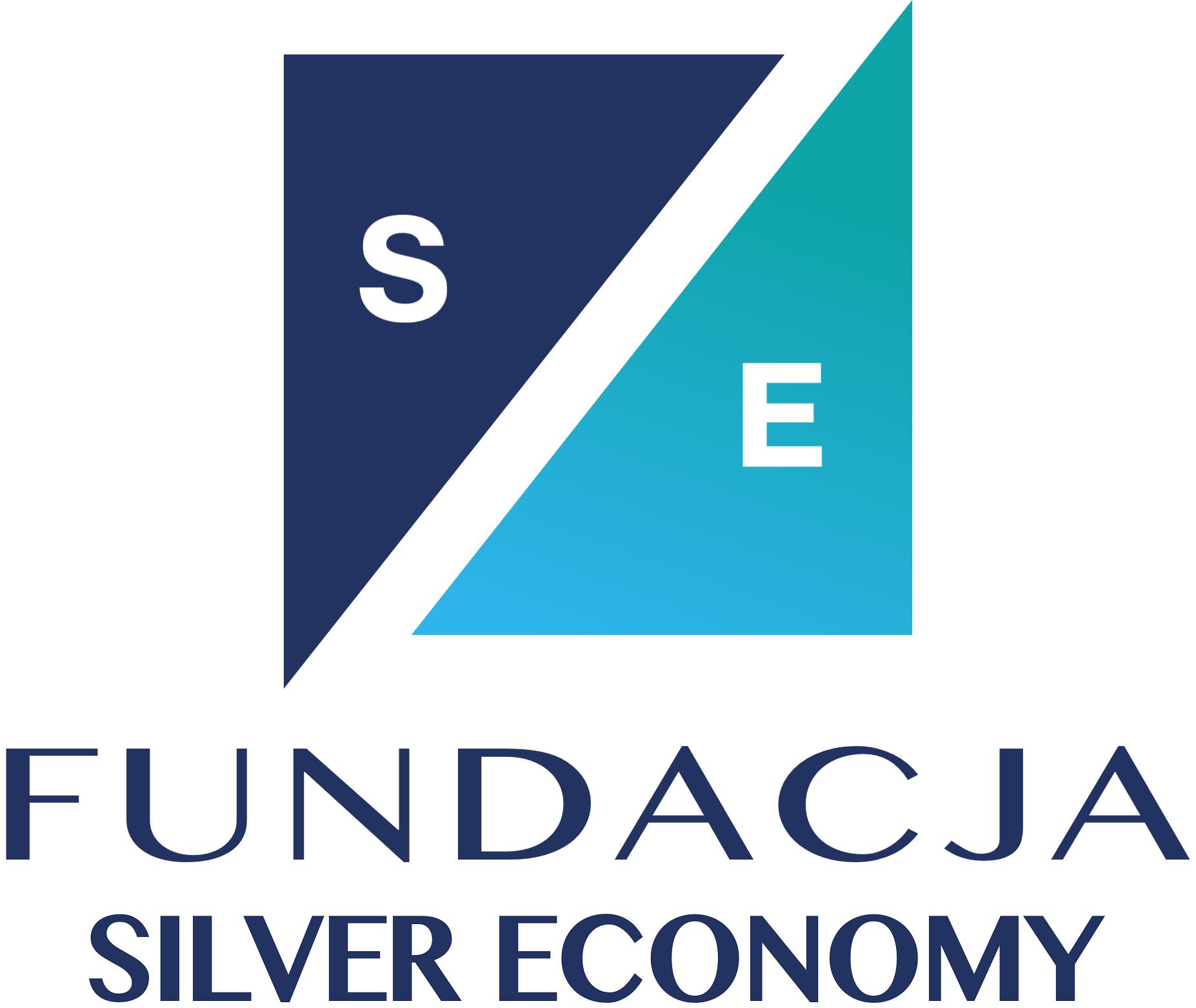 Logo Fundacja Silver Economy