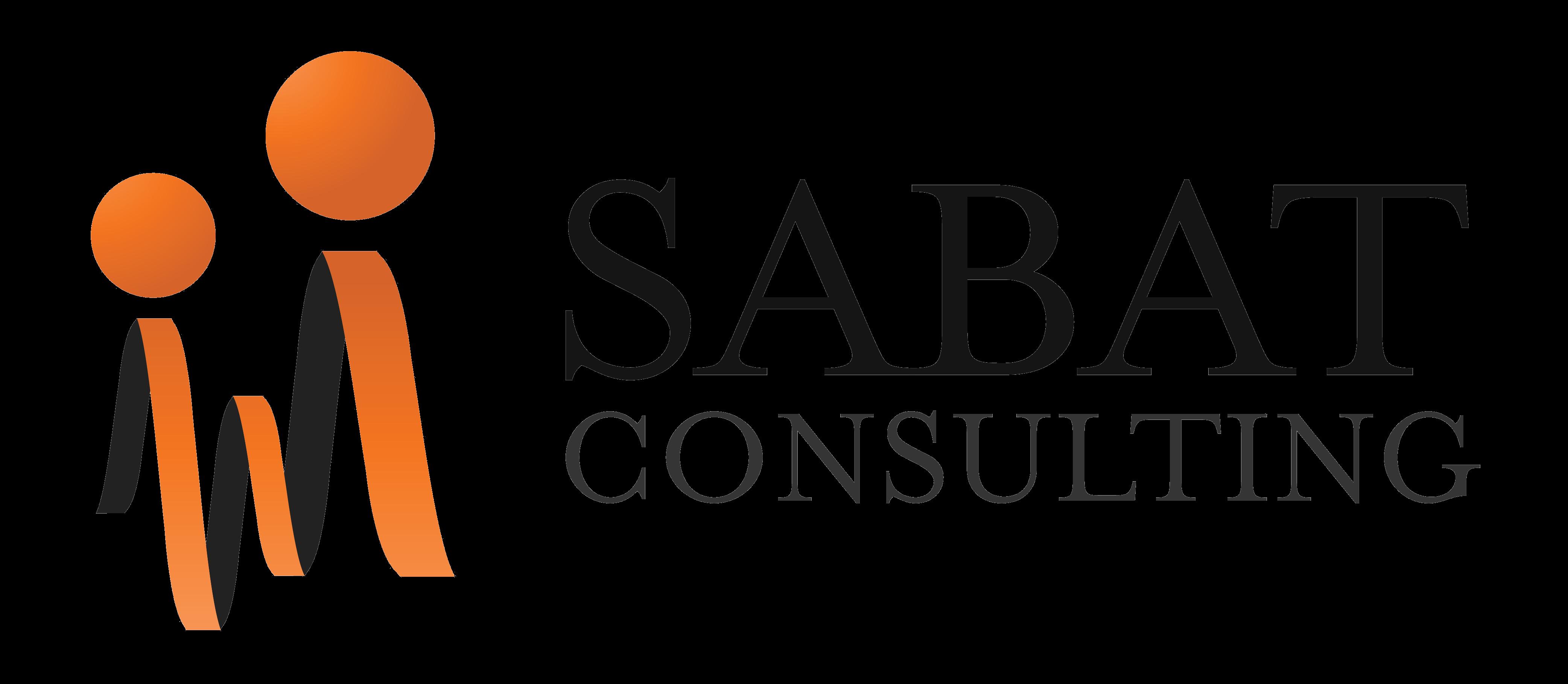 Logo Sabat Consulting S.C. Sabat Jan, Sabat Dorota