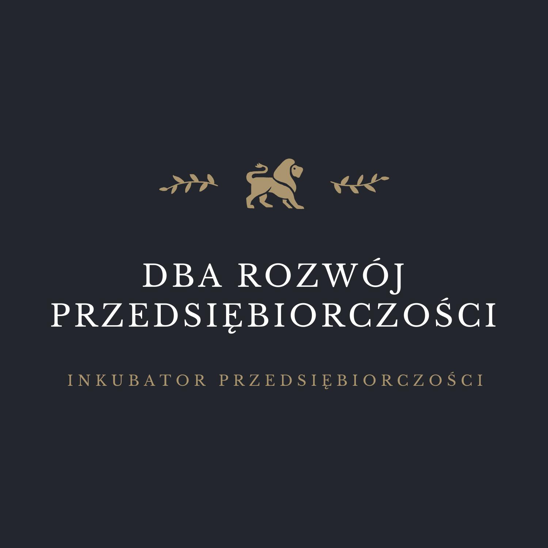 Logo DBA ROZWÓJ PRZEDSIĘBIORCZOŚCI SPÓŁKA Z OGRANICZONĄ ODPOWIEDZIALNOŚCIĄ