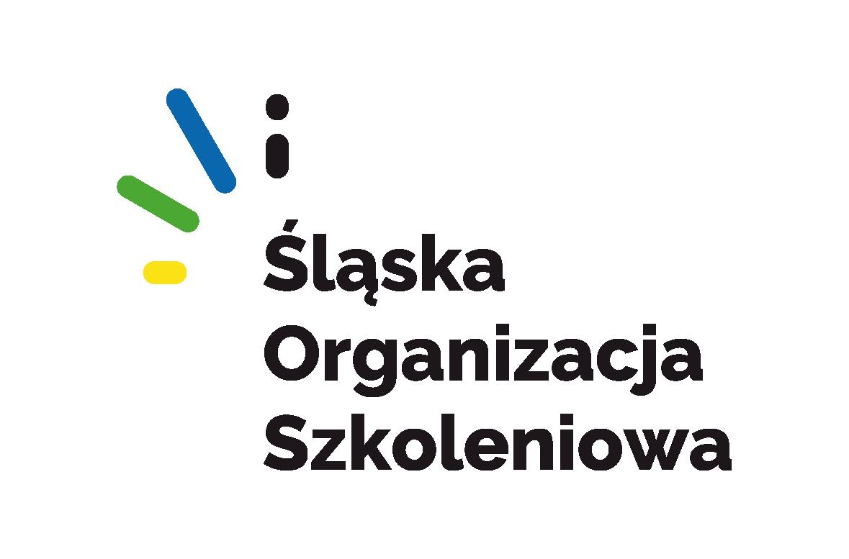 Logo ŚLĄSKA ORGANIZACJA SZKOLENIOWA SPÓŁKA Z OGRANICZONĄ ODPOWIEDZIALNOŚCIĄ