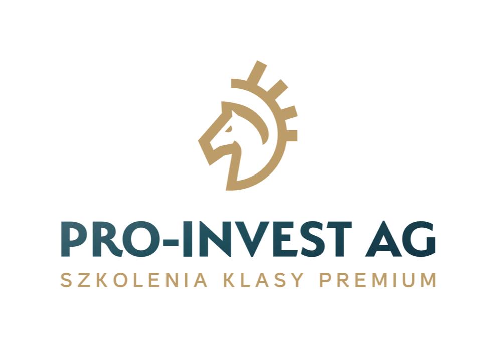 Logo Pro-Invest AG Michał Żmija