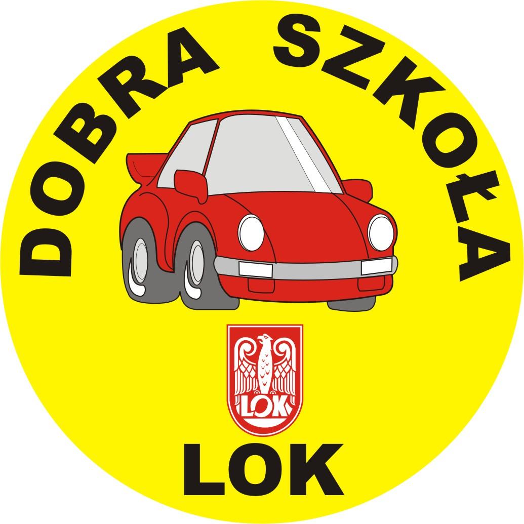 Logo Liga Obrony Kraju Oddział Biura Zarządu Głównego w Krakowie