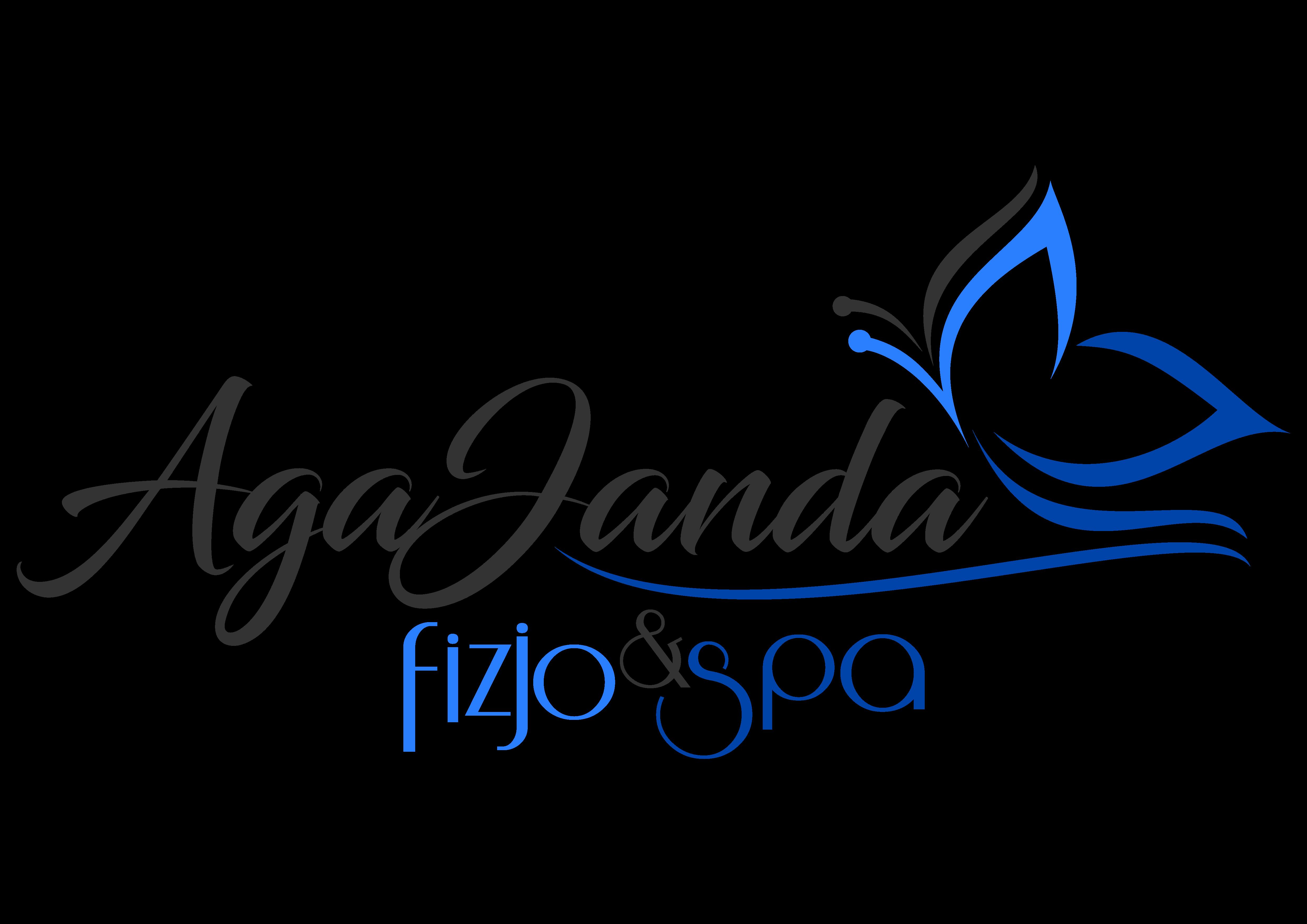Logo AgaJanda fizjo&spa Agnieszka Janda